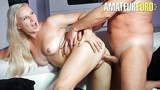 SexTapeGermany - German Wife Gina Blonde Goes Wild On high Cam