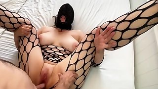 Fat mature wife pussy fucked unconnected with hubby