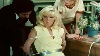 The Blond Hair Girl Next Door - 1982 - Retro Ron Jeremy