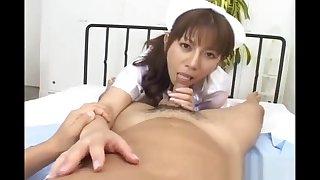 Aki Yatoh Asian nurse likes making out part3